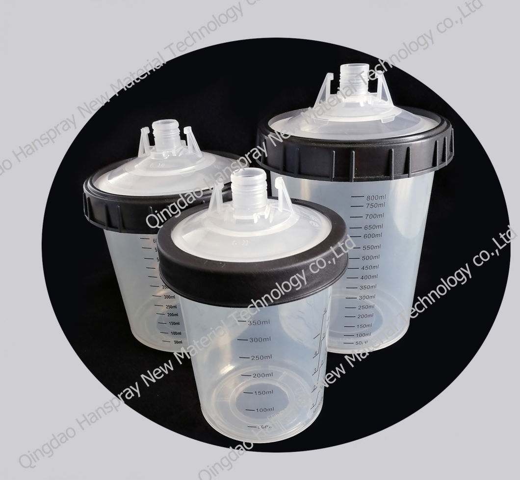 Wholesale PPS Cups Suitable for All Kinds of Spray Guns