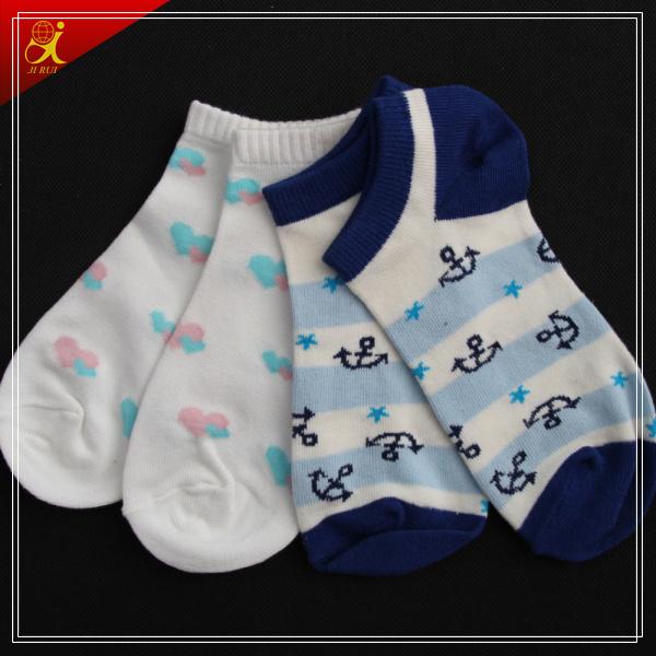 OEM Young Pretty Ladies Fashion Socks