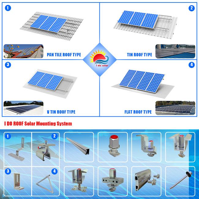 Good Quality Solar Panel Mount Frame (K21)