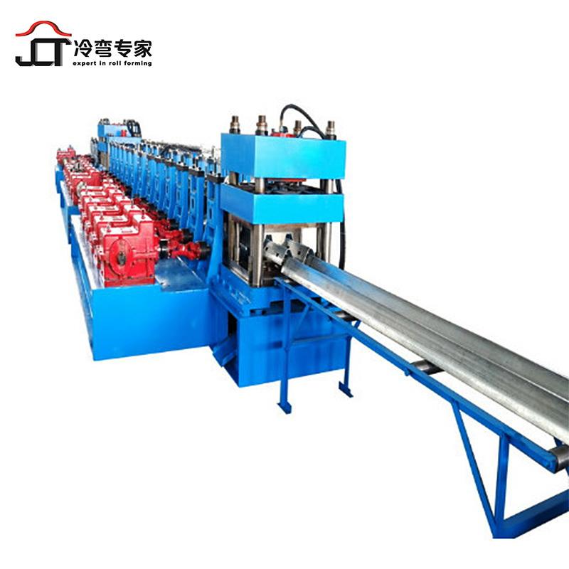 High Guardrail Steel Roll Forming Machine