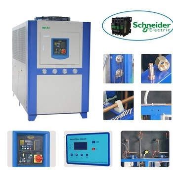 Water Chiller Use for Heating and Cooling