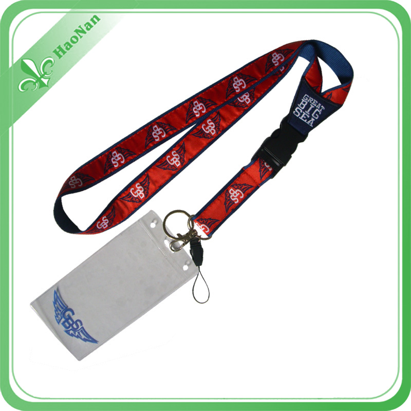 College Team Wholesale College Lanyards (HN-LD-154)