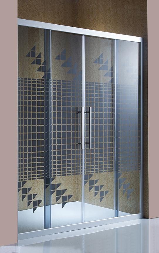New Shower Screen Glass Door
