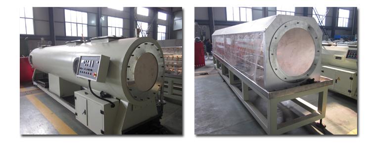 Long Life Plastic PVC Smooth Wall Pipe Making Machine