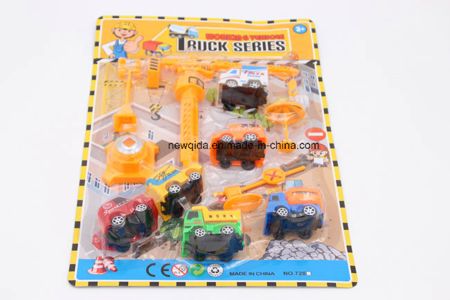 Promotional Toy Vehicle Airport Cars Motorcycle Plane Model Airplane Play Set