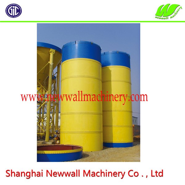 100t Bolted Type Lime Storage Silo