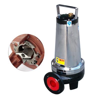 Sewage Pump (Wq10-7-0.75c with Good Quality.