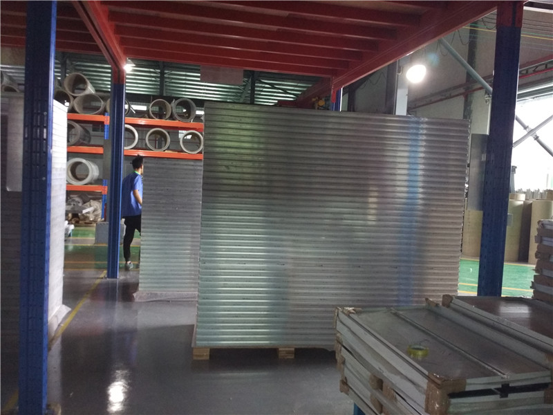 50mm Aluminium Honeycomb Panels