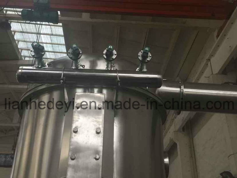 Fg-60 Boliling Type Granules Drying Machine