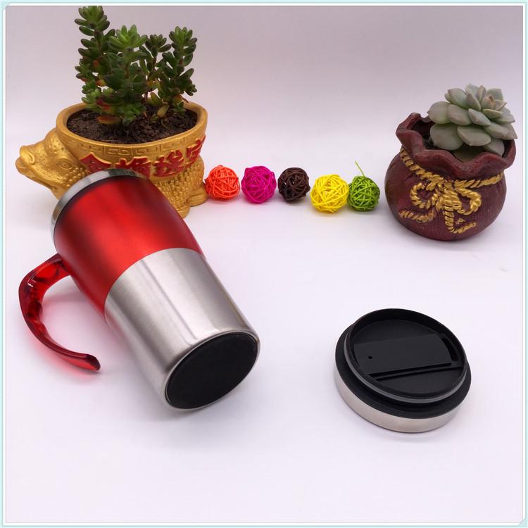 450ml Double Wall Promotional Coffee Mug (SH-SC24)
