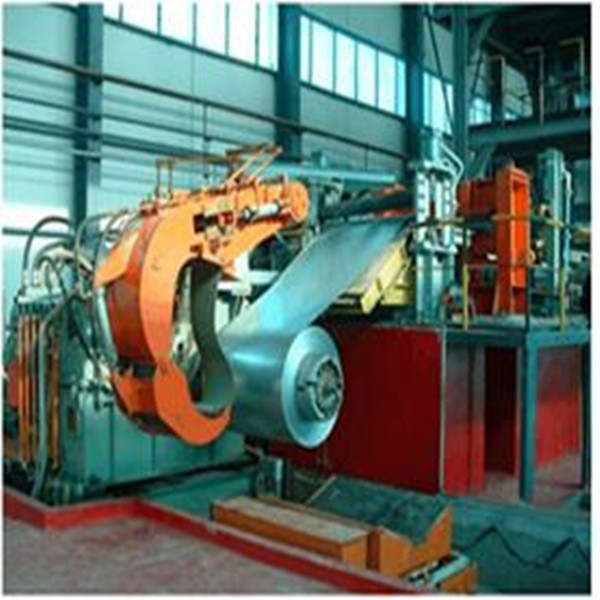 Hydraulic Coiler for Steel