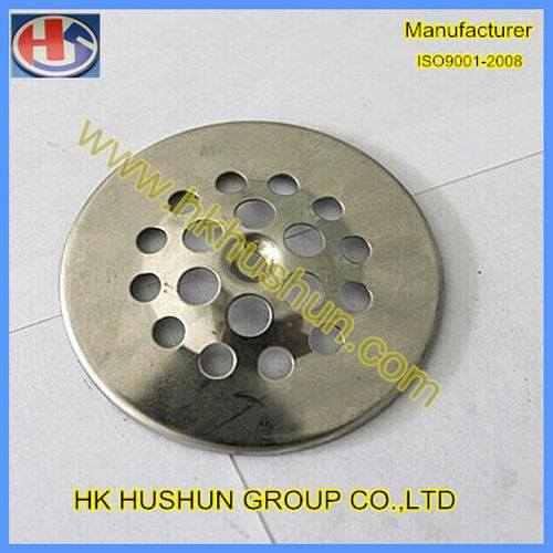 Precision Steel Custom Auto Part / Sheet Metal Stamping Parts (HS-SM-014)