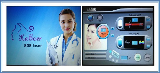 New 808nm Diode Laser Hair Removal Machine