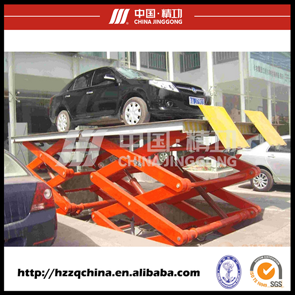 Hot Product Mechanical Car Parking Lift and System Sold in China