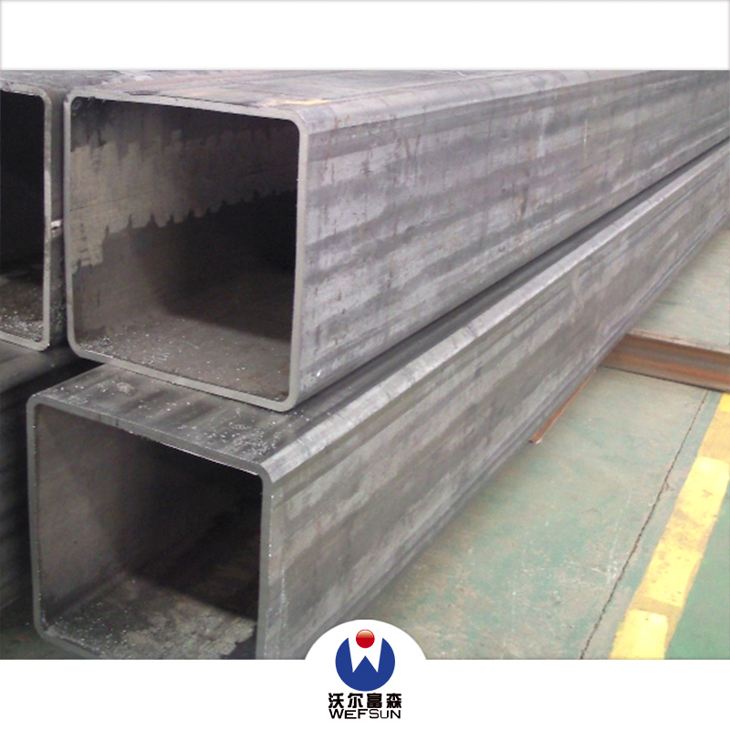 Mild Carbon Galvanized Weld Steel Square / Round / Rectangular Tube / Pipe