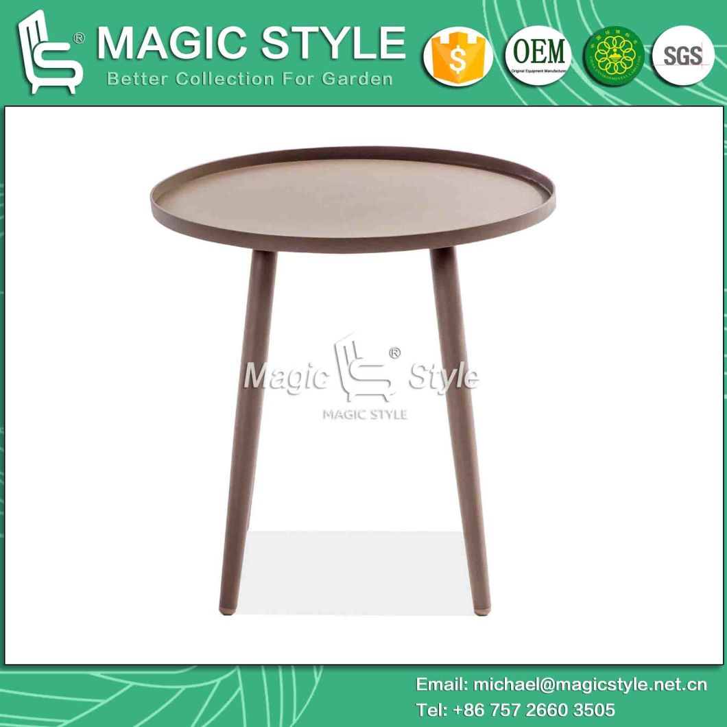 Outdoor Modern Coffee Table Outdoor Kd Table (Magic Style)