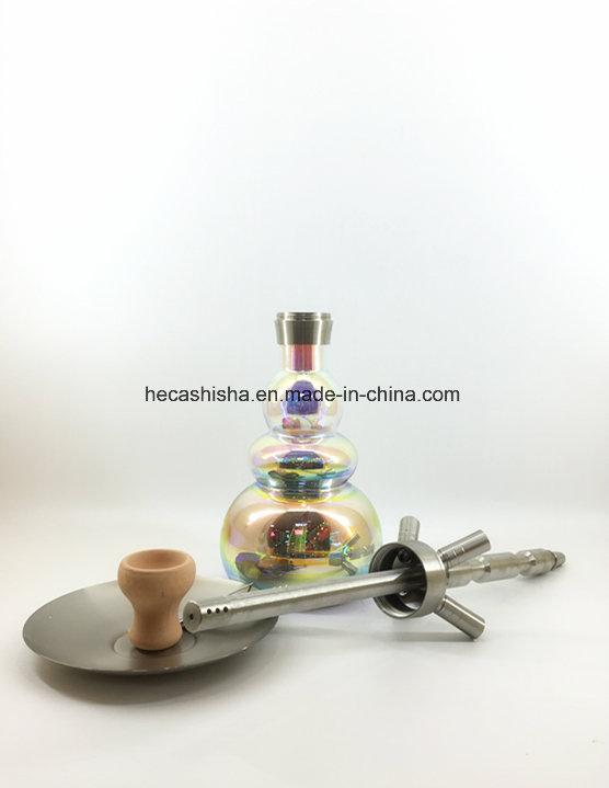 Design Fashion High Quality Stainless Steel Shisha Hookah