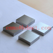 Pure Tungsten Part-Pure Tungsten Sheet
