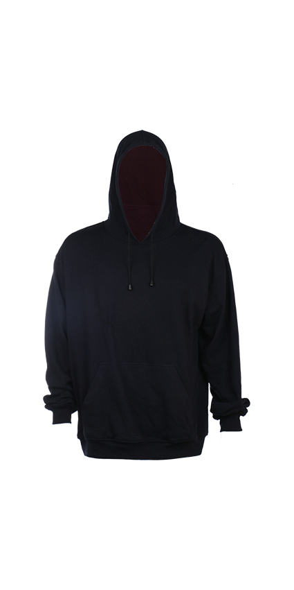 High Visibility Mens Resistant Hoodie