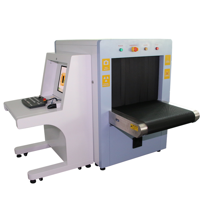 Small Tunnel Size X-ray Baggage Scanning Screening Machine