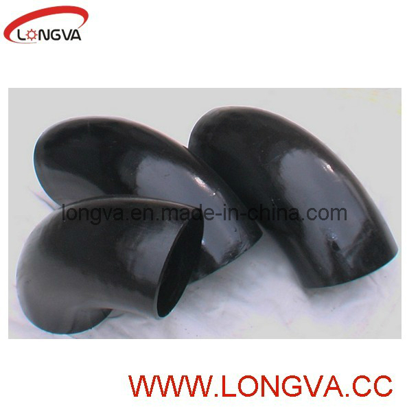 High Quality ASME B16.9 Carbon Steel Fitting Elbow