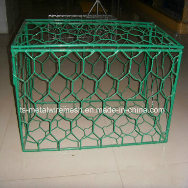 High Quality Galvanized Gabion Box
