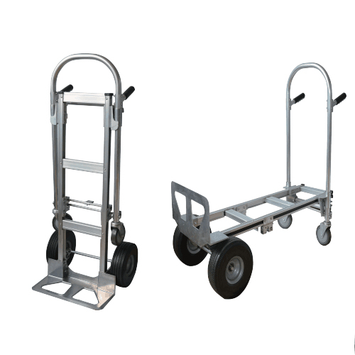 Heavy Duty Steel Multi-Fonction Platform Hand Truck/Trolley