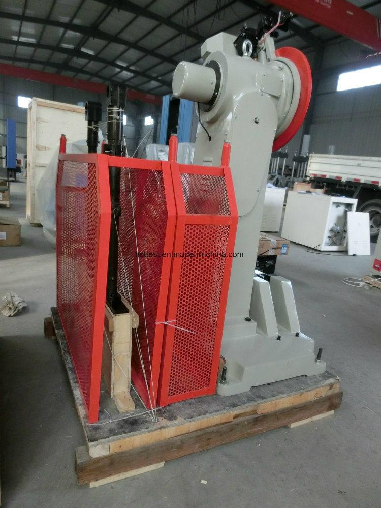 Lab Testing Machines Semi-Automatic Charpy and Izod Impact Tester