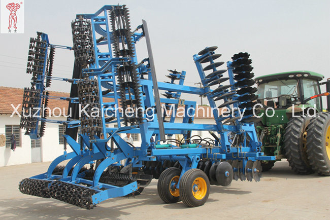 Combined Seedbed Preparation Machine Harrow