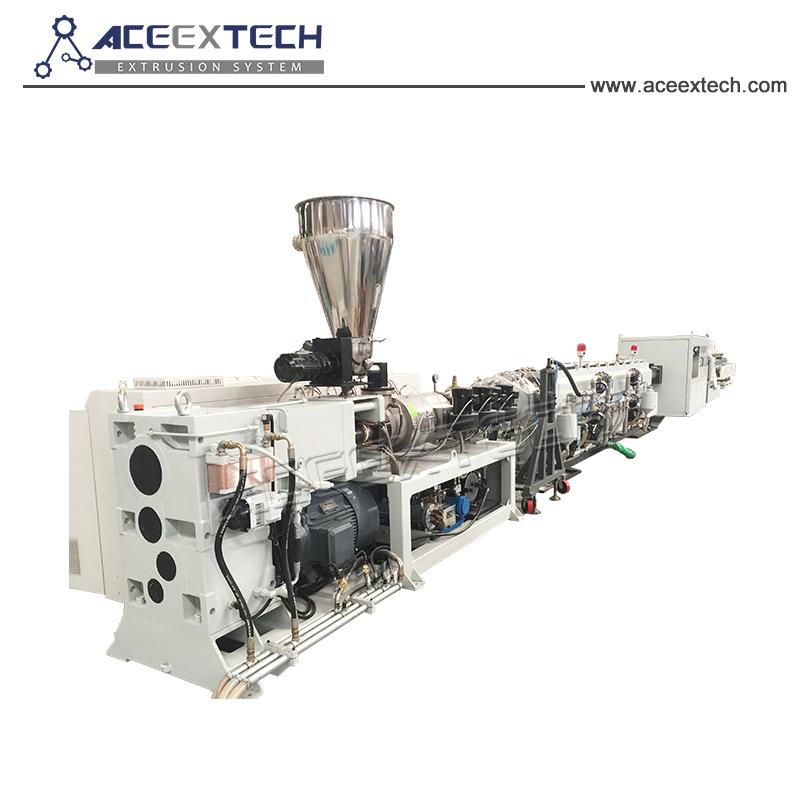 PVC Pipe Plastic Extrusion Machine