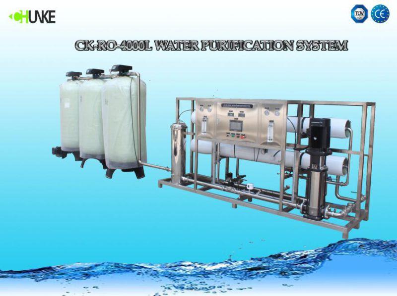 Alkaline Water Filter Reverse Osmosis System for Seaside Water