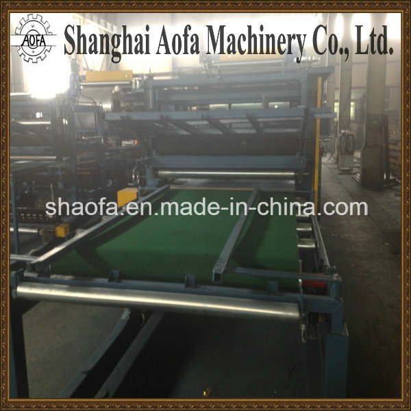 EPS/Rock Wool Panel Machinery Line (AF-R1025)