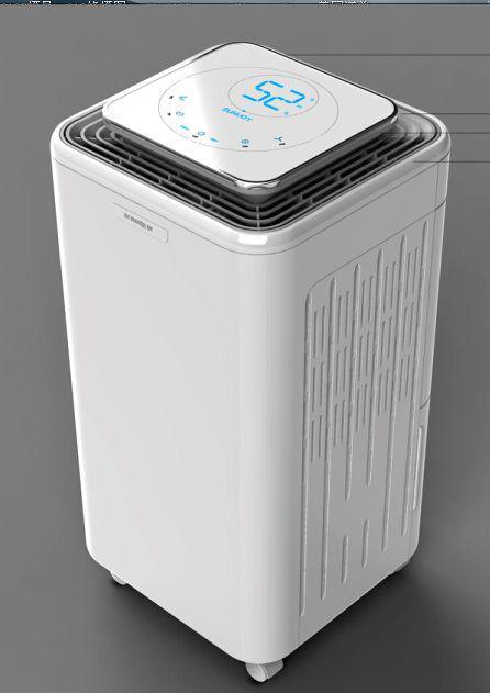 12L/Day Home Dehumidifier for Bedroom Drying Machine
