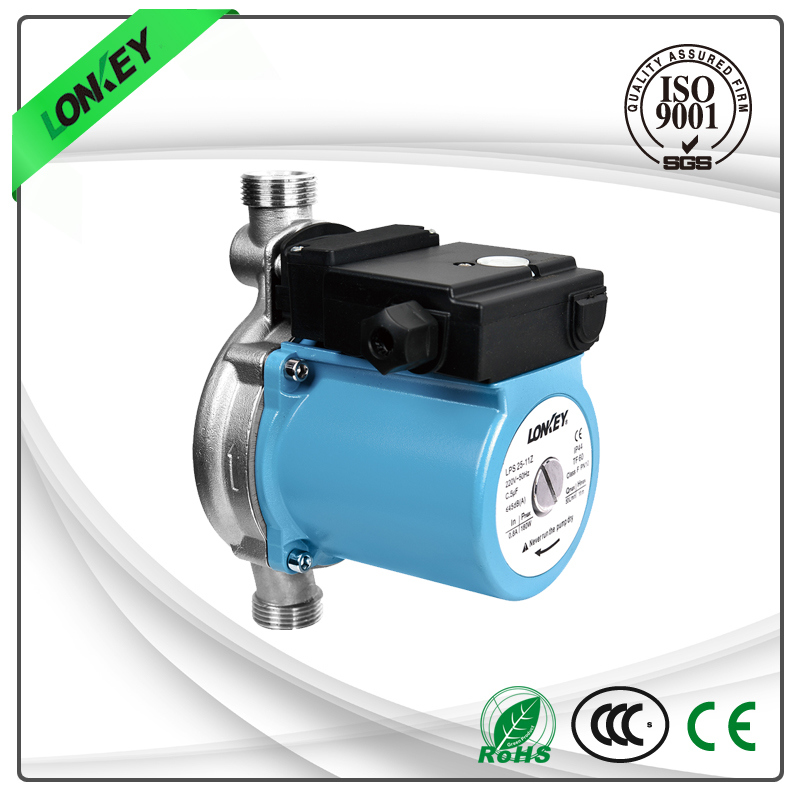 S. S Pump Body Automatic Speed Control Circulation Shield Pump