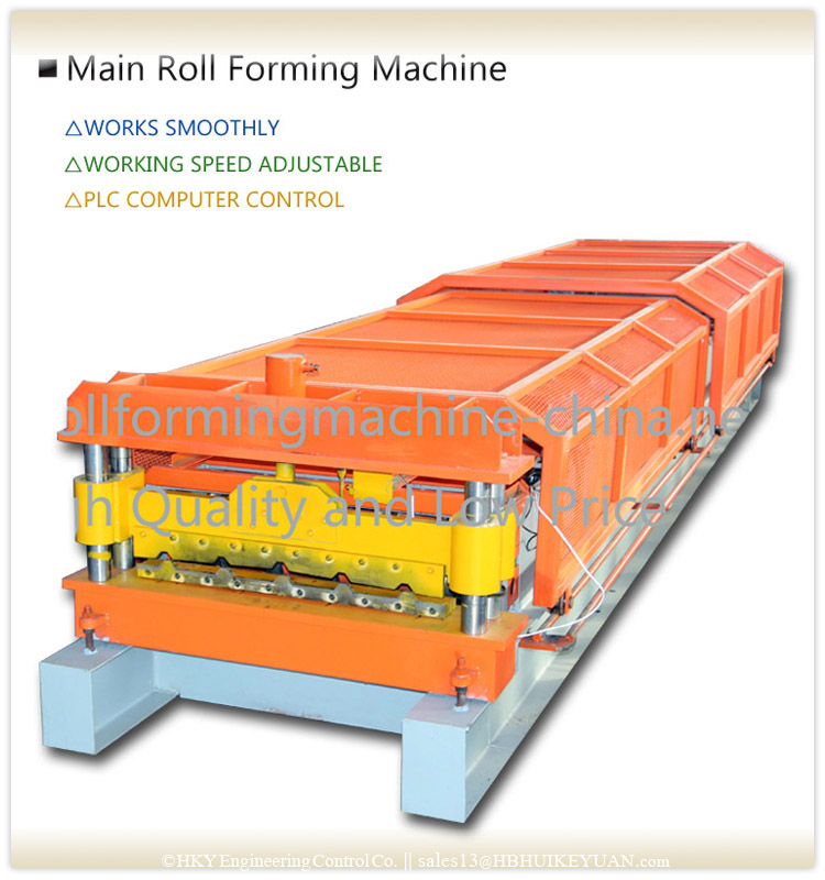 Machine Roofing China Milling machine