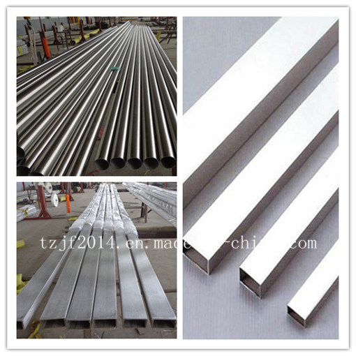 304/304L/316L/310S Polished Stainless Steel Seamless Pipe