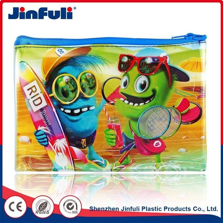 School Supplies Cartoon Children PVC Bag