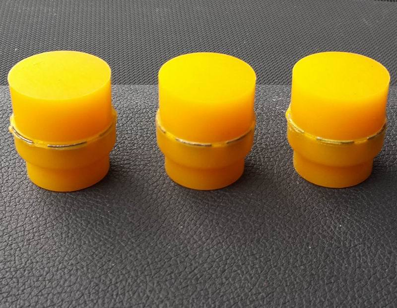 Silicone Rubber Bushings, Rubber Sleeves and Rubber Gaskets