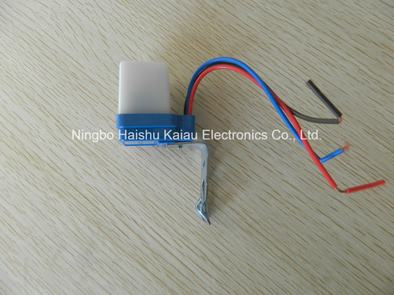 6A Photocell Sensor Light Control Switch (KA-LS01)