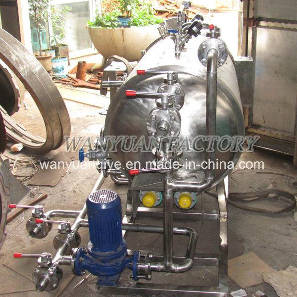 Sterilization Pot Autoclave Retort for Packing Food