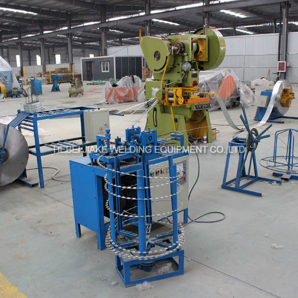 Best Price Razor Barbed Wire Making Equipment