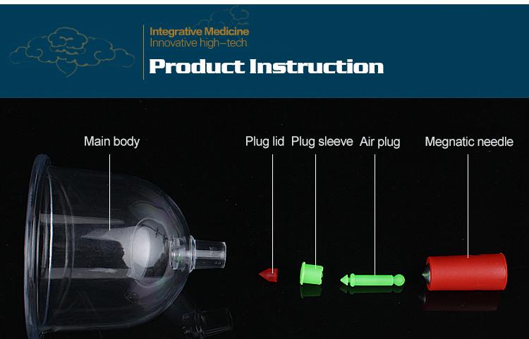 Super Cheap High Quality ABS Cupping Pump