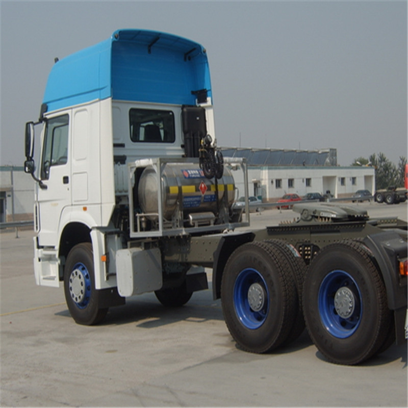 HOWO-A7 Tractor Head and Tractor Truck