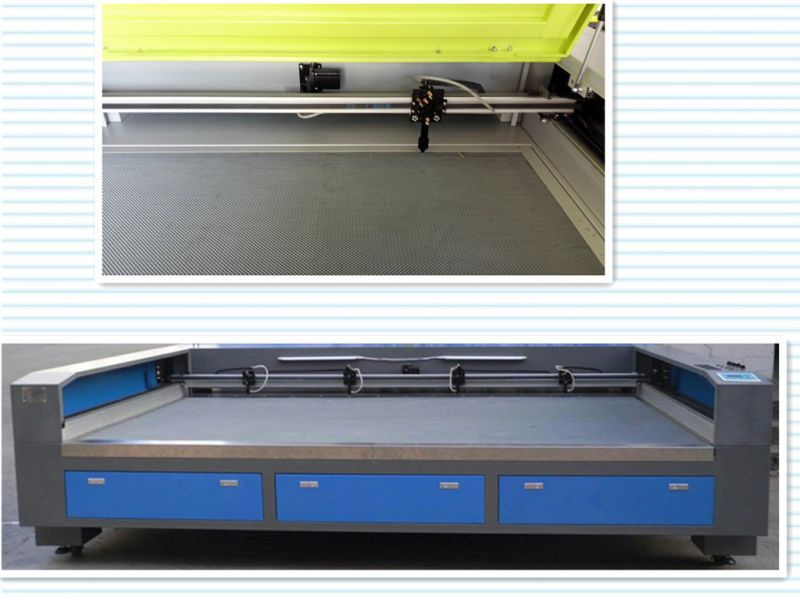 Popular Laser Engraving and Cutting Machine for Fabric
