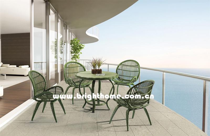 Natural Series Wicker Outdoor Furniture Bp-3057