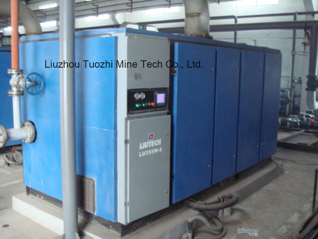 Atlas Copco - Liutech 132kw Screw Air Compressor