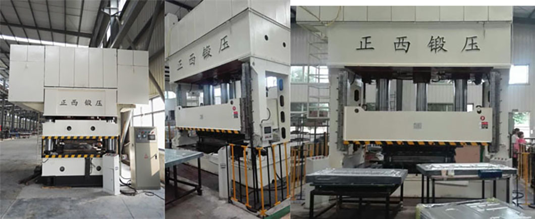 Steel Doors Embossed Hydraulic Press Machine