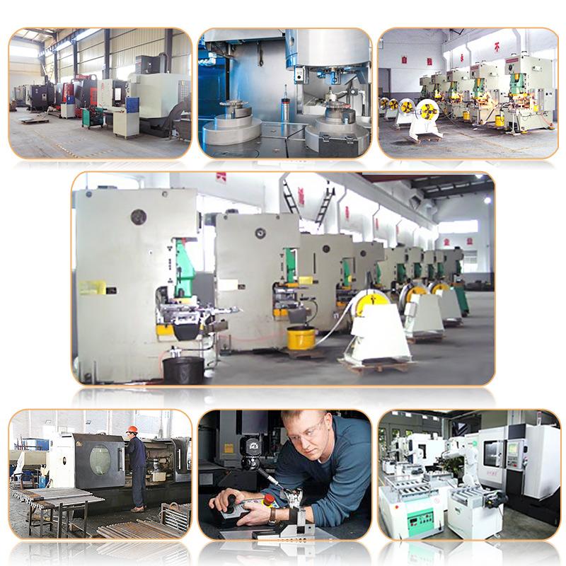 High Precision Metal CNC Machining Parts