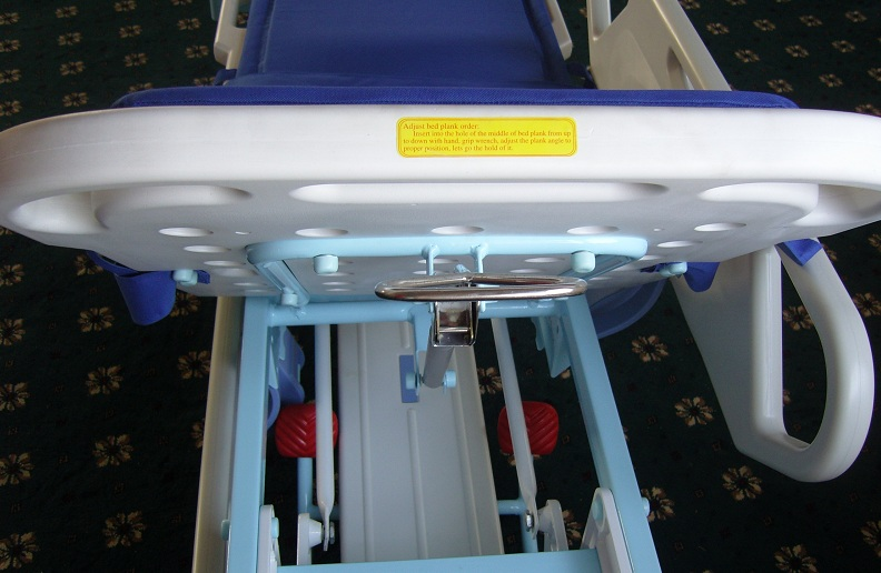 Luxurious Rise-and-Fall Stretcher Cart (THR-111)