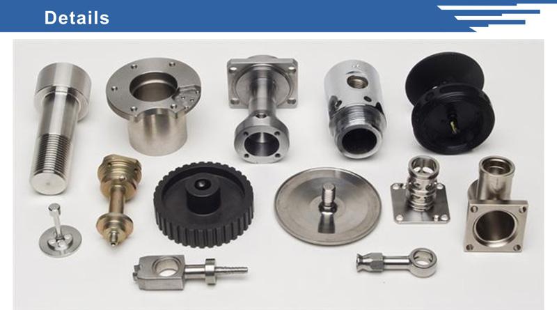 Precision Extruded Aluminium Machined Parts